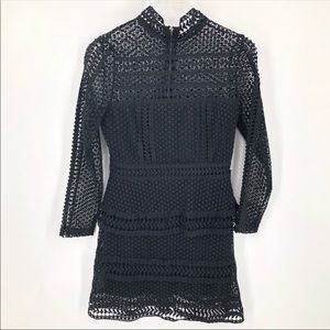 Few moda NWT lace crochet dress